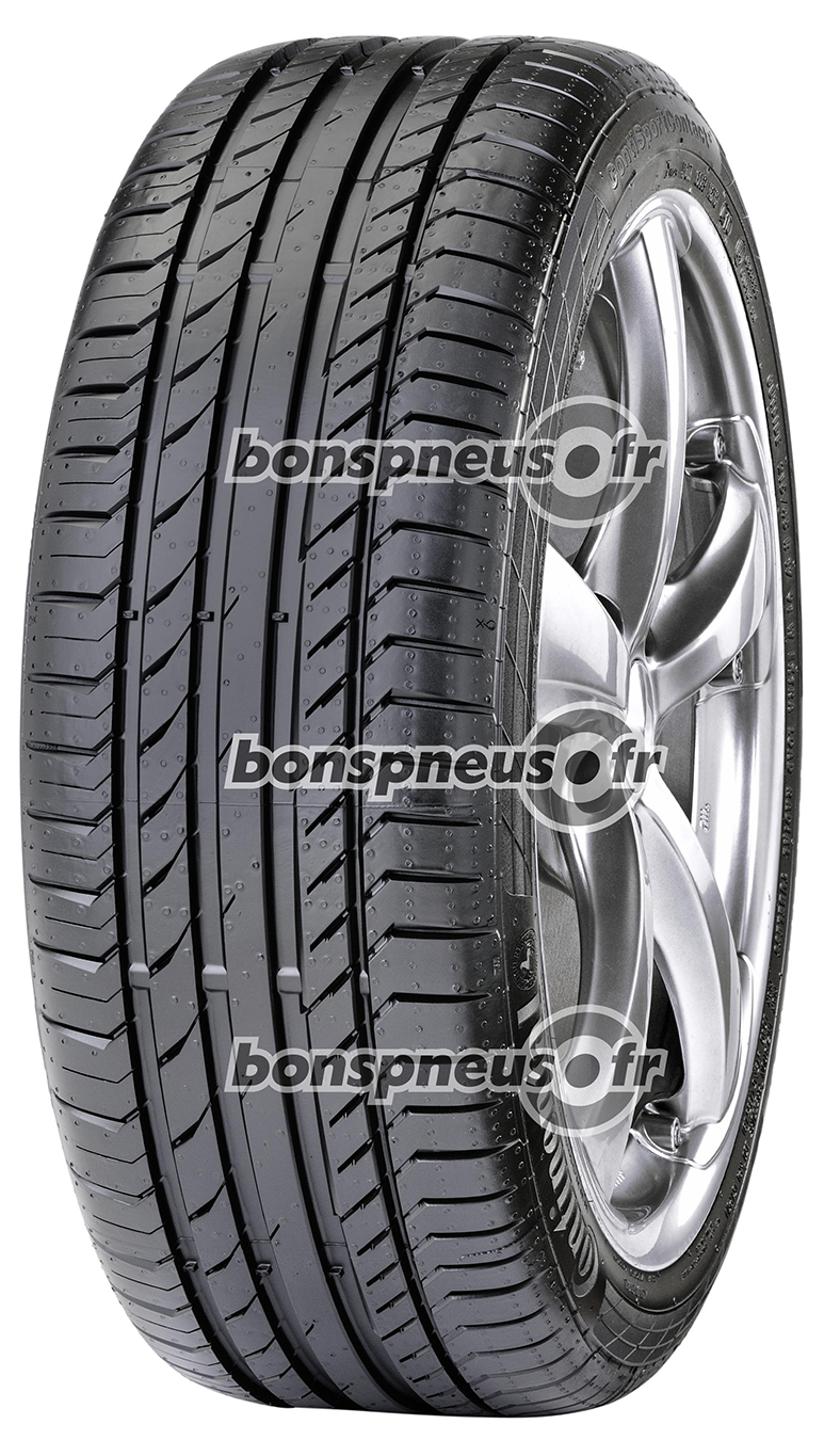 205/40 R17 84V SportContact 5 XL FR BSW  SportContact 5 XL FR BSW
