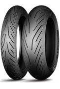 MICHELIN 180/55 ZR17 (73W) Pilot Power 3 Rear M/C