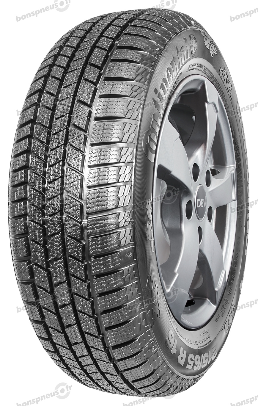 LT215/85 R16 115Q/112Q CrossContact Winter  CrossContact Winter
