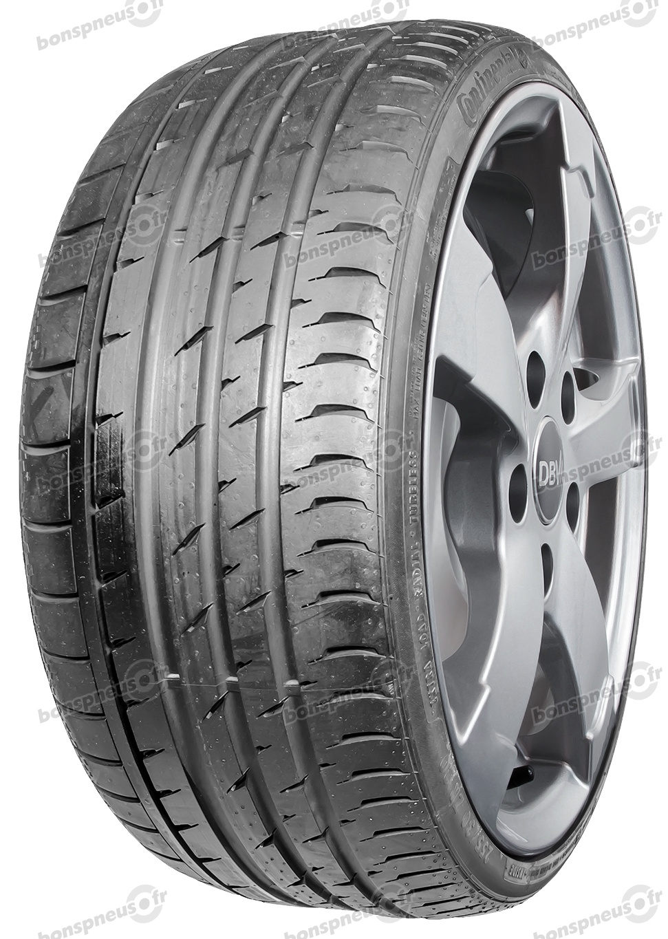 225/45 R17 91W SportContact 3 MO FR  SportContact 3 MO FR